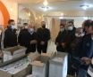 Bethlehem Chamber of Commerce and Industry provides medical supplies to Aida camp emergency committee