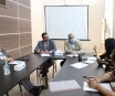 The Industrial Committee of Bethlehem Chamber of Commerce and Industry holds its periodic meeting