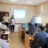 غرفة تجارة وصناعة محافظة بيت لحم تنظم دورة تصميم البيوت الذكية