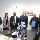 Bethlehem Chamber of Commerce and Industry and Al-Mashreq Insurance Company sign a general insurance agreement