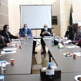 Bethlehem Chamber of Commerce and Industry organized a meeting to reform the Industrial Committee