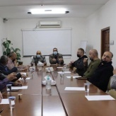 Bethlehem Chamber of Commerce and Industry continues to follow up the demands of the merchants with the Relevant authorities