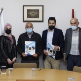 "Bethlehem Chamber of Commerce and Industry signs a cooperation agreement with the ""Electricity House / Bashar Home"" company to grant special discounts to its general assembly members"