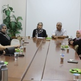 Bethlehem Chamber of Commerce and Industry organized a meeting to reform the Businesswomen's Committee