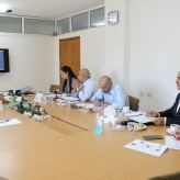 BCCI Participates in the final valuation session of HWK Colon chamber project which spanned over the past 3 years