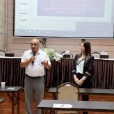 غرفة تجارة و صناعة محافظة بيت لحم و بنك فلسطين يعقدان ورشة بالتوعية المصرفية