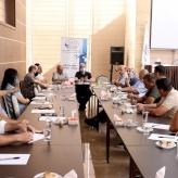 اللجنة السياحية في غرفة تجارة وصناعة محافظة بيت لحم تناقش قضايا تَهُم القطاع السياحي