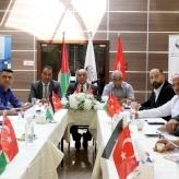 غرفة تجارة و صناعة محافظة بيت لحم و غرفة تجارة و صناعة مرسين التركية توقعان مذكرة تفاهم