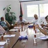 استمرار غرفة تجارة وصناعة محافظة بيت لحم في عقد اللقاءات التشاورية مع ممثلي القطاعات الاقتصادية