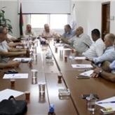تنظيم لقاء للقطاعات الصناعية في غرفة تجارة و صناعة محافظة بيت لحم