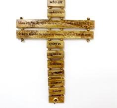 صليب الصلاة الربانية
