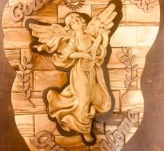 لوحة ملاك