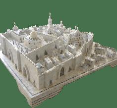 مجسم مدينة القدس