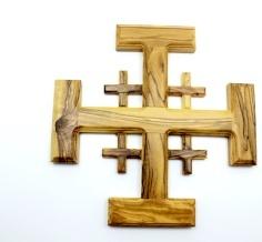 Jerusalem Olive Cross