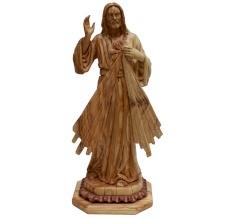 مجسم يسوع الرحمة الالهية