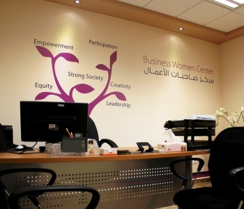 Businesswomen Center Services