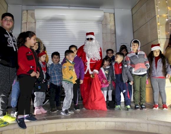 فعالية عيد الميلاد 2019