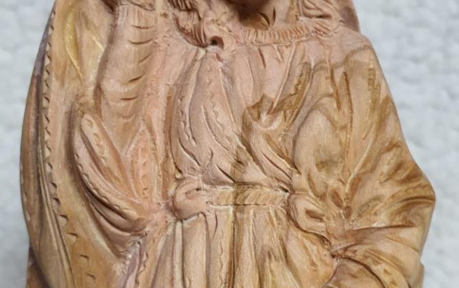 مريم العذراء تحبل بالّروح القدس