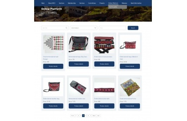 Bethlehem Chamber of Commerce and Industry launches its new E-commerce platform Site