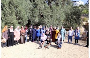 غرفة تجارة و صناعة محافظة بيت لحم تنظم فعالية شهر اكتوبر الوردي