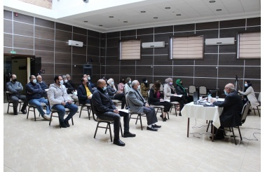 """The Economic Youth Council of Bethlehem Chamber of Commerce and Industry holds a workshop entitled"""" Entrepreneurship and the way to Success"""""""
