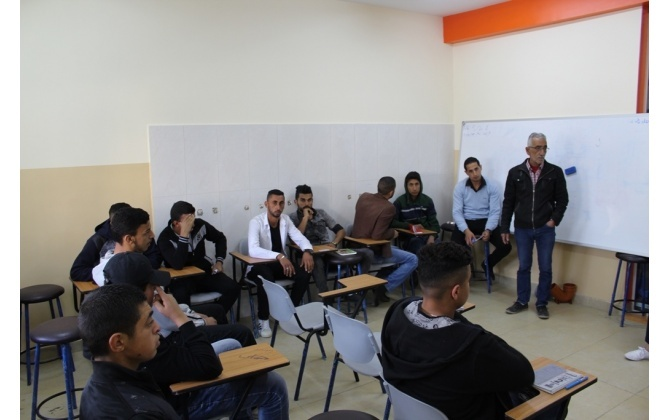 """The completion of the Plumbing and Tiles training course within the project """"Short Term Courses - More Job Opportunities"""" funded by the GIZ"""