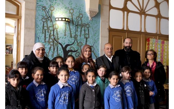 BCCI offers in- kind-donations to Al-Masoudi Girls' School
