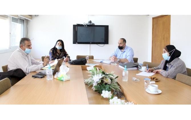 غرفة تجارة وصناعة محافظة بيت لحم تجتاز التدقيق الخارجي لنظام الجودة ISO 9001:2015