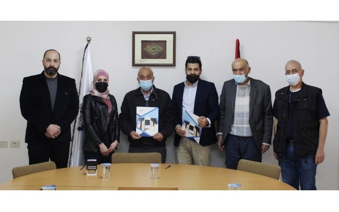 """Bethlehem Chamber of Commerce and Industry signs a cooperation agreement with the """"Electricity House / Bashar Home"""" company to grant special discounts to its general assembly members"""
