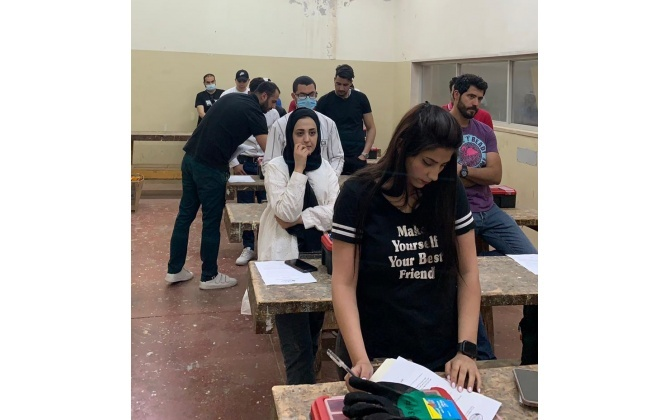 غرفة تجارة وصناعة محافظة بيت لحم تفتتح دورة النجارة والايبوكسي