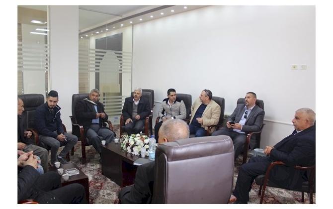 غرفة تجارة وصناعة محافظة بيت لحم تنفذ مجموعة من النشاطات ضمن مسؤوليتها الإجتماعية
